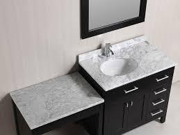 Bathroom Sink With Vanity Unit by Bathroom Vanity Wonderful Teak Corner Bathroom Vanity Also Gray