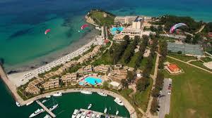 sani beach hotel kassandra halkidiki youtube