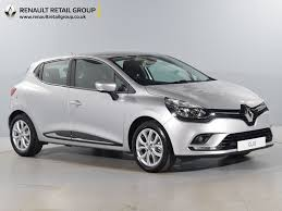 used renault clio cars for sale motors co uk