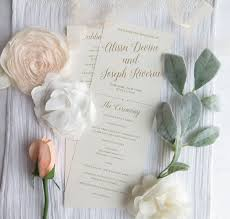 printed wedding programs weddings wedding printed wedding programs ceremony program