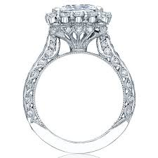Tacori Wedding Rings by Tacori Royalt Ht2605pr Halo Channel Engagement Ring