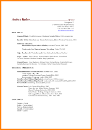 high resume sle for college professional music teacher resume sle for musician resumeusic
