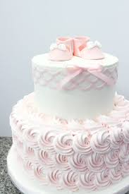 girl baby shower cakes baby shower cakes patisserie tillemont