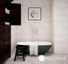 Mosaic Tile Bathroom Floor Grey Tile Bathroom Bathroom Makeover Amazing Bathroom Walk In
