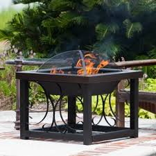 Outdoor Patio Firepit Pits You Ll Wayfair