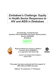 Challenge Hiv S Challenge Equity In Health Sector Responses To Hiv And