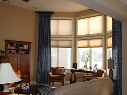 living room grey window curtain black metal curtain rods photos