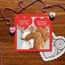 valentine s kfc scratch n sniff valentines smell like fried chicken fortune