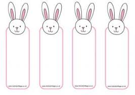 printable easter bookmarks to colour easter bookmarks