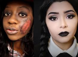 How To Do Cool Halloween Makeup by Easy Halloween Makeup Tutorials That Your Inner Lazy Will