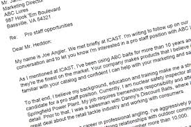 you need a great cover letter pro angler resources