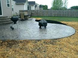 Cement Patio Designs Cement Patio Ideas Boromir Info