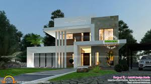 modern exterior homes kerala style house plans with cost modern exterior materials