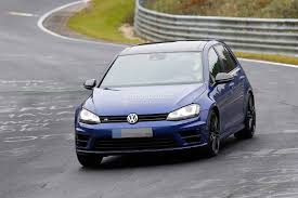 volkswagen golf r in yellow there u0027s a first time for everything