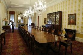 Executive Dining Room Tour Of The Illinois Executive Mansion Politics St Louis Post