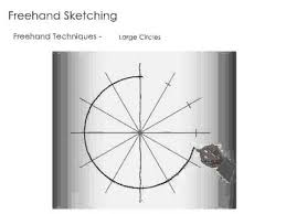 engineering graphics free hand sketch youtube