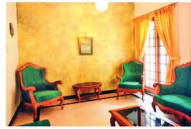 orange wall interior color basement garage modern house design