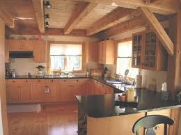 a frame kitchen ideas kitchen cabinet ideas for your timber frame home timber frame