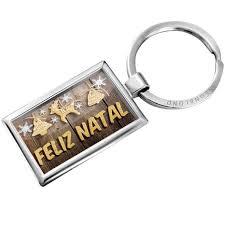 buy keychain merry christmas portuguese portugal brazil