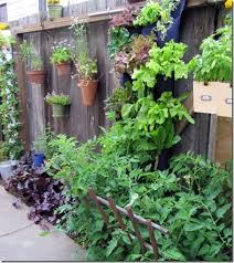 Vertical Flower Bed - clever ways to add space with creative vertical gardens