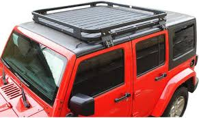 cargo rack for jeep wrangler safaripal roof mounted luggage cargo storage rack carrier basket