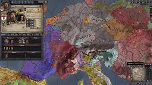 Crusader Kings 2 Map Crusader Kings 2 U2013 House Of Habsburg U2013 Introduction The Porkchop