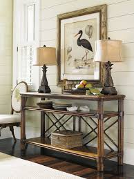 Polynesian Home Decor by Bali Hai Islander Console Lexington Home Brands