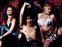 Lux Interior And Poison Ivy Punk The Goat Series