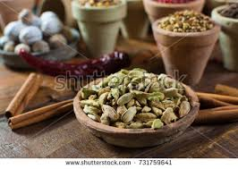 id馥 cuisine surface most expensive spice dried green 库存照片731759641