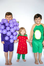 kids group fruit costume taylor made creates pinterest