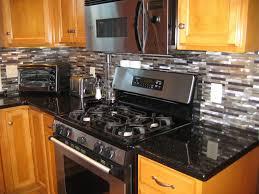 kitchen cabinets and backsplash best kitchen backsplashes with oak cabinets backsplash image of