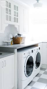 classic farmhouse laundry room style at home