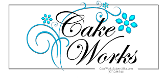 wedding cake logo wedding cake photo gallery cake works