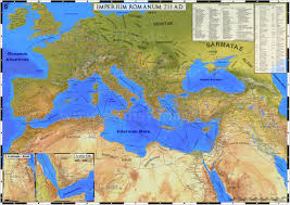 Wall Maps Of The World by 40 Maps That Explain The Roman Empire Roman Empire Roman And Empire