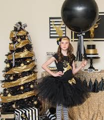 black u0026 gold christmas party lillian hope designs