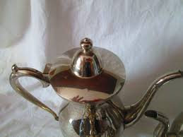 antique pot metal ls antique silverplate tea set carol s true vintage and antiques