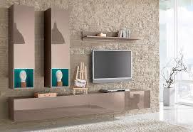 tapeten fr wohnzimmer mit weien hochglanz mbeln unglaublich eck wohnwand lässig auf wohnzimmer ideen in