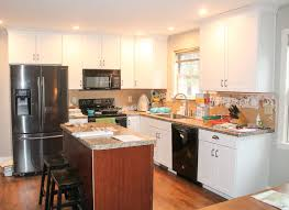 Kitchen Countertops Without Backsplash Diy Faux Tile Kitchen Backsplash A Turtle S For Me