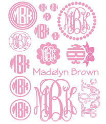 initial monogram fonts freebie create your own swirly monogram online this