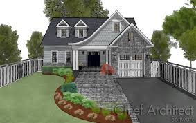 farmhouse home designs chief architect home design software sles gallery