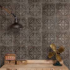 pressed pantina steel tiles walls and floors
