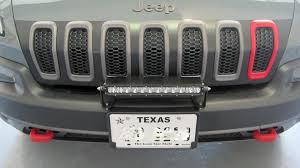 jeep light bar bumper light bar mounts 2014 jeep cherokee forums