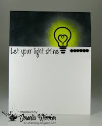 Let The Light Shine Let The Light Shine Bible Journaling Clear Stamps