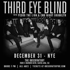 tickets for third eye blind pedro the