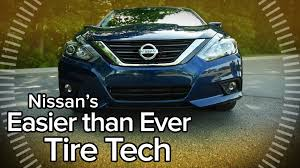 nissan altima 2016 cost how the 2016 nissan altima u0027s easy fill tires work feature focus