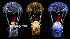 38cm light up air balloon christmas decoration youtube