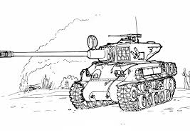 holiday coloring pages tank coloring pages free printable