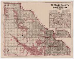 Map South Dakota Farm Map Of Gregory County South Dakota Including That Part Of