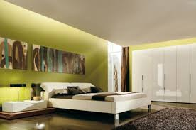 Interior Bedroom Furniture Design Information Modern And Brown Bed - Interior bedrooms design