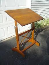 Small Drafting Table Vintage Drafting Table Ebay